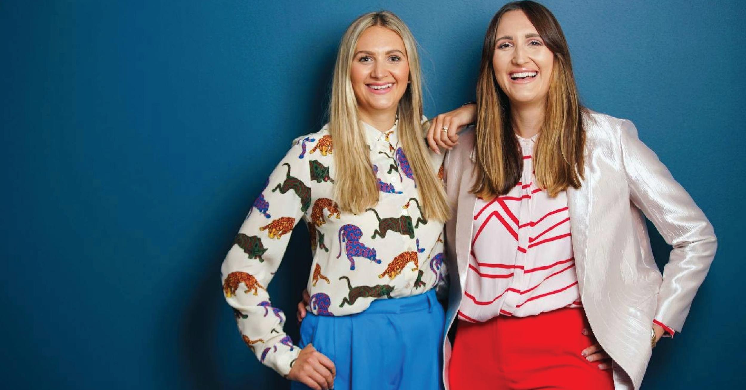 Sophie and Hannah Pycroft - Founders, Spectrum